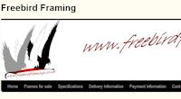Freebird Framing Website