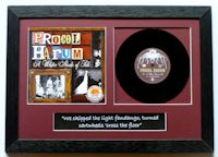 Framed Vinyl - business idea