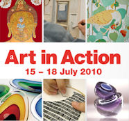 Art In Action Exhibition, 2010