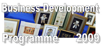 Details of Picture Framing Business Development Programme 2009