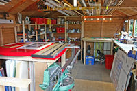 The Plan: Deepwell Framing's Workshop