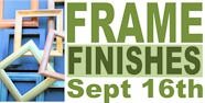 Frame Finishes Course: Beaconsfield 16th September