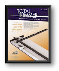 NEW Board Trimmer Logan Total Trimmer T-300