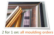 Special Offers In July 2 for 1 Mouldings