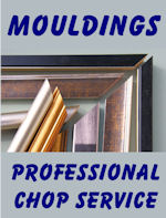 wide range of mouldings and chop service