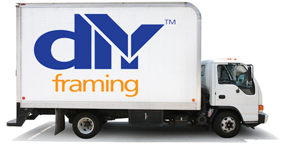 DIYframing moving premises