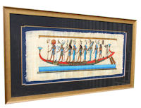 Project 2: Framing an Egyptian Papyrus
