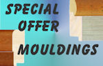 special offers on some mouldings