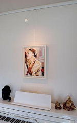 New Service - STAS picture framing hanging systems.