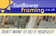 Sunflower Framing - where DIYframing started