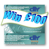 Win £100 New Year Draw