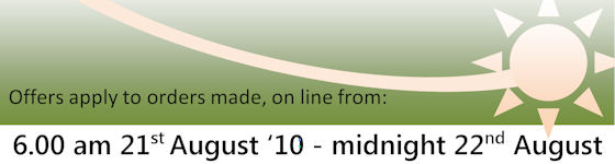 Special Offers In August 2 for 1 Mouldings