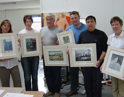 DIYFraming Past Students