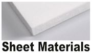 Find our range of sheet materials