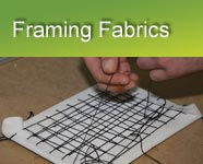 Framing Fabric