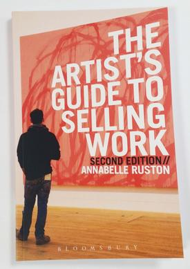 The Artist's Guide to Selling work image