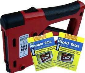 NEW Tab Gun Package inc Flexible Tabs & Rigid Tabs image