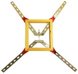 Adjustable Four Corner Clamp image