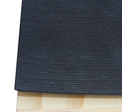 Rubber Matting, Ribbed image