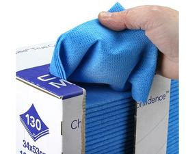 Glass Cleaning Cloths (Super Twill) image