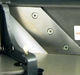 Mitre Trimmer - Spare Blade / Knife Set image