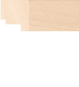 Natural, Flat, Stepped Reb (M4035NW) (M4035NW)
