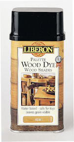 Liberon Palette Wood Dye (250ml) thumbnail