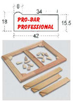 Professional Stretcher Bar  (Probar) thumbnail